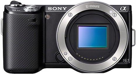 Sony NEX-5N - Cámara réflex Digital de 16.1 MP (Pantalla de 3 ...