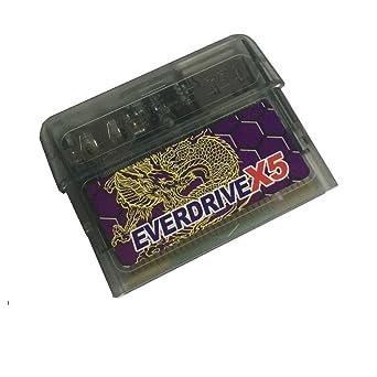 02e04632099 Everdrive - GBA X5 GBA Flash Cartridge(shipping from china)  Amazon ...