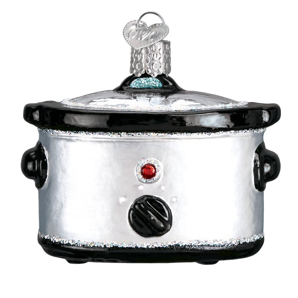 Old World Christmas 32326 Ornament Slow Cooker