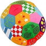 Bondigo BP4201 Bondigo BP4201 Çıngıraklı Topum, Çok Renkli, Çok Renkli