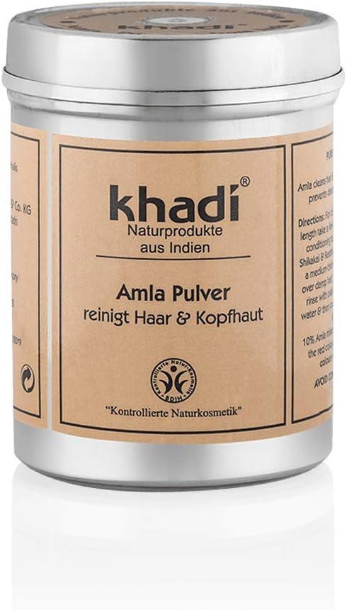 Khadi Mascarilla Capilar Amla 150Gr. 150 g