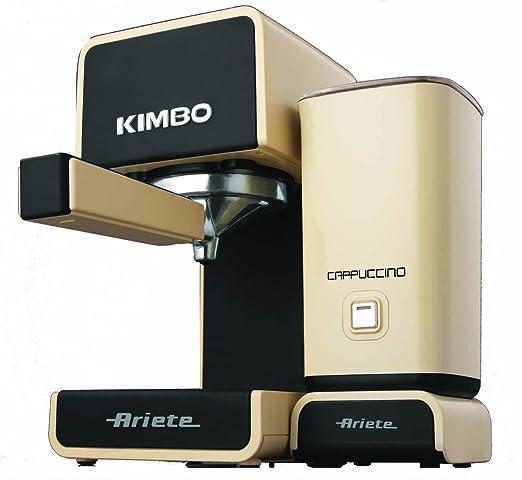 2 opinioni per Ariete 00M1364C2KM0 Konsuelo Cappuccino Macchina da Caffè, Beige