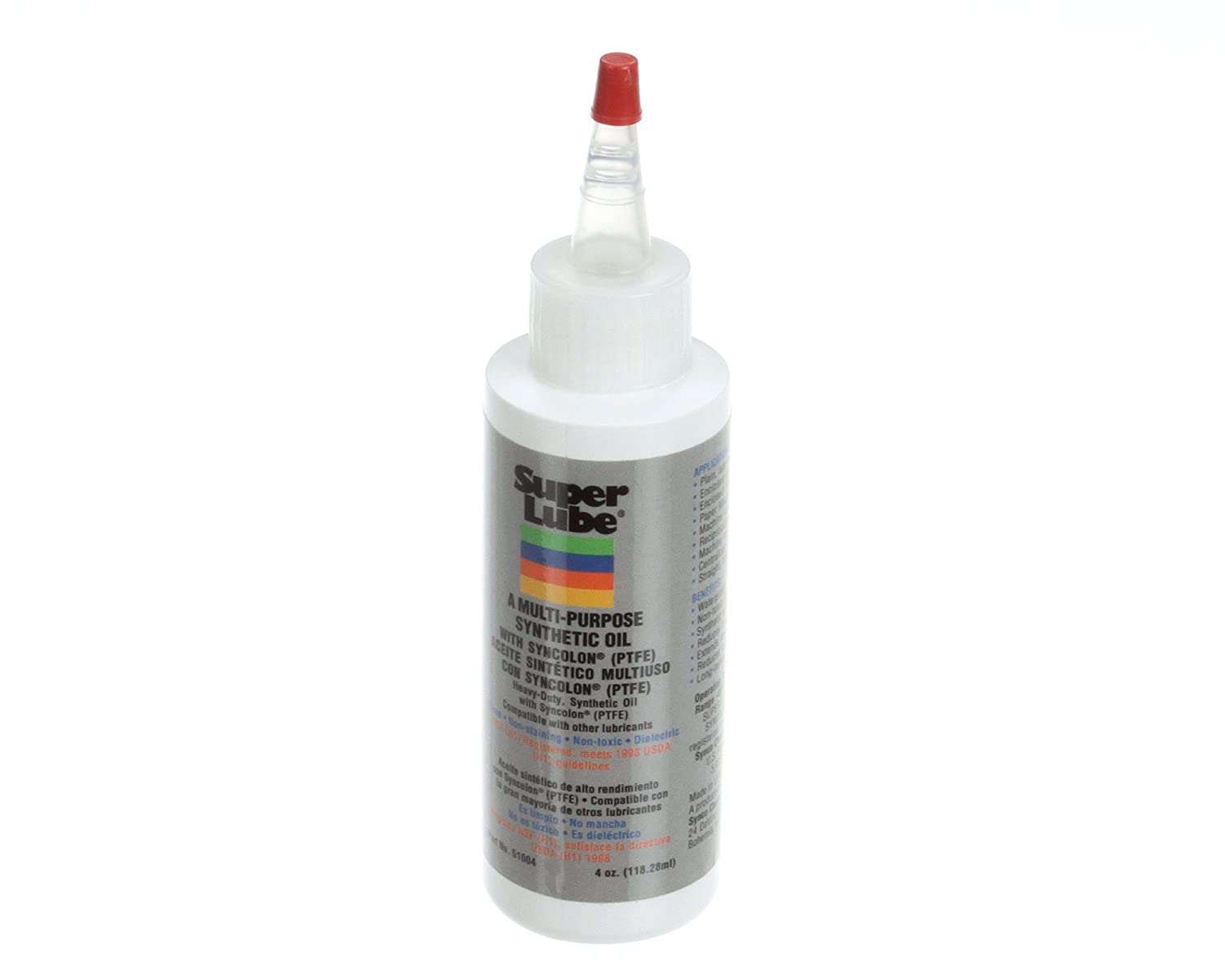 Bunn M2433.1000 Kit, Lubricant-Synth Oil W/PTFE - 4 Oz