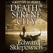 Death in a Serene City | Edward Sklepowich