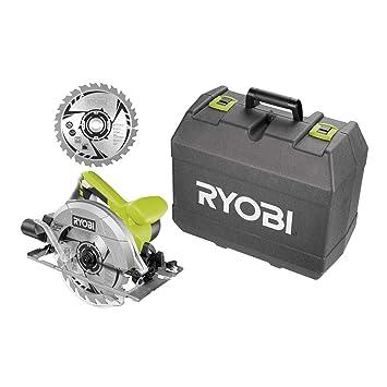 Ryobi 4892210151827 sierra circular, 1400 W, multicolor: Amazon.es: Bricolaje y herramientas