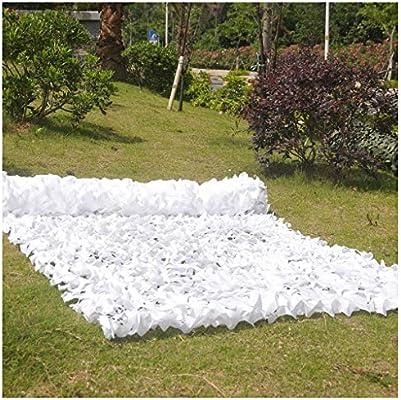 Toldos para Jardin Camuflaje Red de Sombra de Jardín Blanco Red de Camuflaje 5x3m Militar Protección Solar Malla Velas para Balcón Protección Privacidad Cubiertas Plantas Automóviles Camping Caza: Amazon.es: Deportes y aire