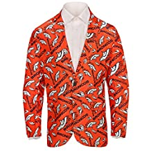 NFL Mens Repeat Logo Ugly Business Jacket