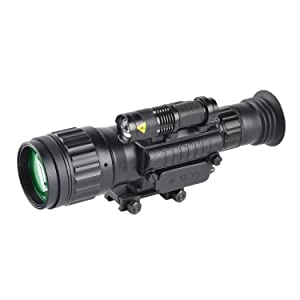 ATN X-Sight 4K Pro Smart Day/Night Rifle Scope – Ultra HD 4K technology with Superb