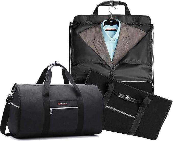 Amazon.com: Bolsa de viaje con bolsillo plegable para ropa y ...