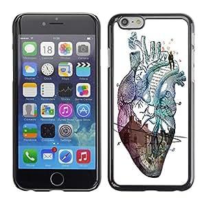 Dragon Case - FOR Apple Iphone 6 Plus 5.5 - Forgetting is so long - Caja protectora de pl??stico duro de la cubierta Dise?¡Ào Slim Fit
