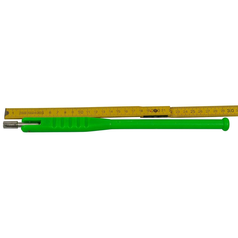 Kit de herramientas y accesorios para montaje de neum/áticos azul masselotte, raspador, decapante, d/émonte-obus, tire-valve,//–/Alicates para