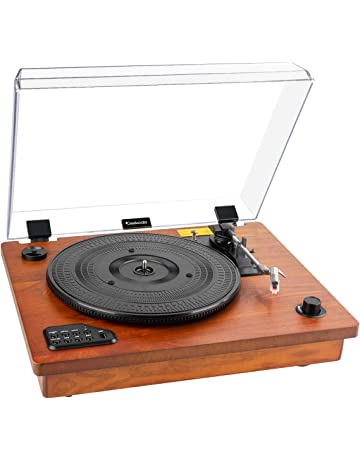 Amazon com: Turntables, Record Players, Phonographs