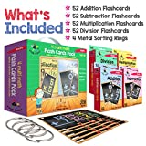 Star Right Multi Math Flashcards Pack