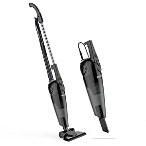 SOWTECH 600W 2 in 1 Corded Upright Lightweight Stick Vacuum