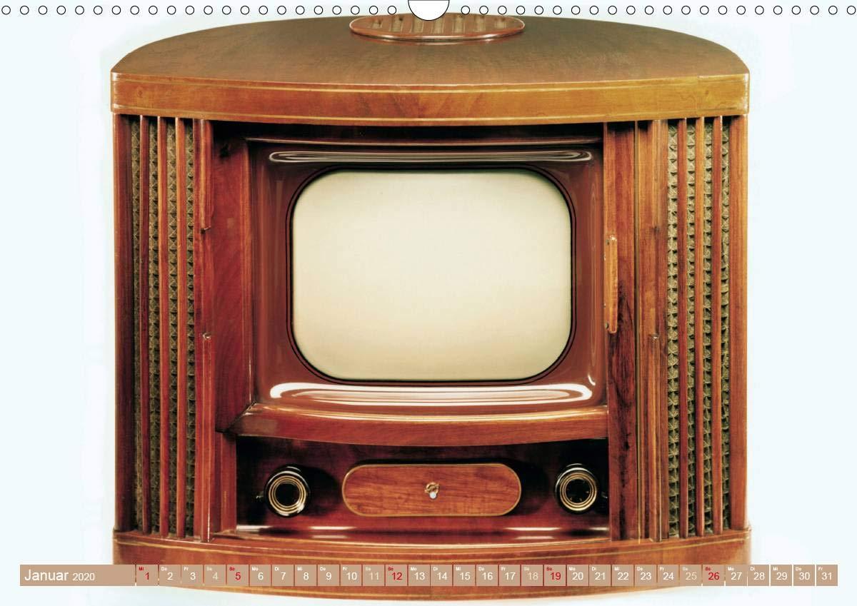 Calvendo, K: Fernseher der 1950er bis 70er Jahre: In die Röh: Amazon.es: Calvendo, K. A.: Libros en idiomas extranjeros