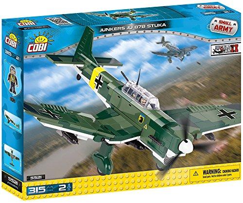 COBI Small Army Junkers JU 87B