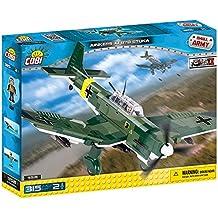 Cobi 5521 COBI Small Army Junkers JU 87B Plane Building Kit