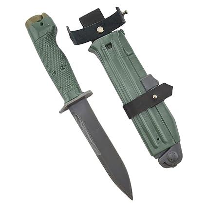 Amazon.com: Scout cuchillo NRS-2 especial con vaina cuchillo ...