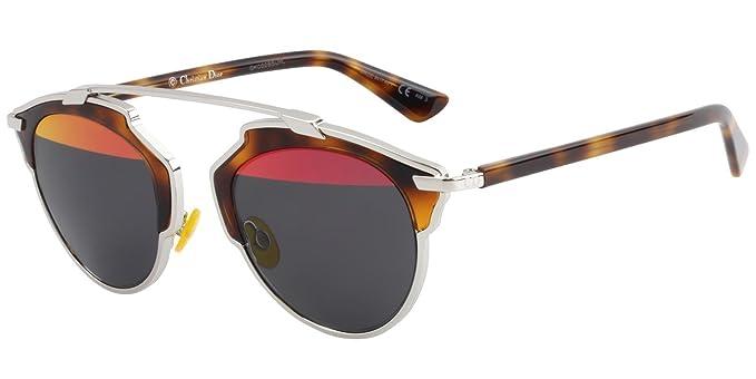 3a4476a3948e6 Dior So Real AOO22 - Óculos de Sol  Amazon.com.br  Amazon Moda