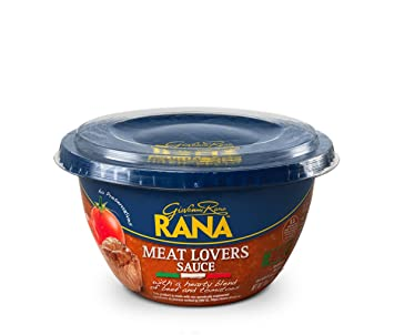 Rana Meal Solutions Giovanni Meat Lovers Sauce, 10 oz