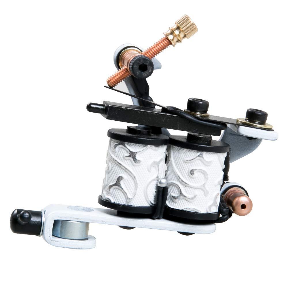 Amazon.com: Complete Tattoo Kit 2 Machine Tattoo Gun Power Supply ...