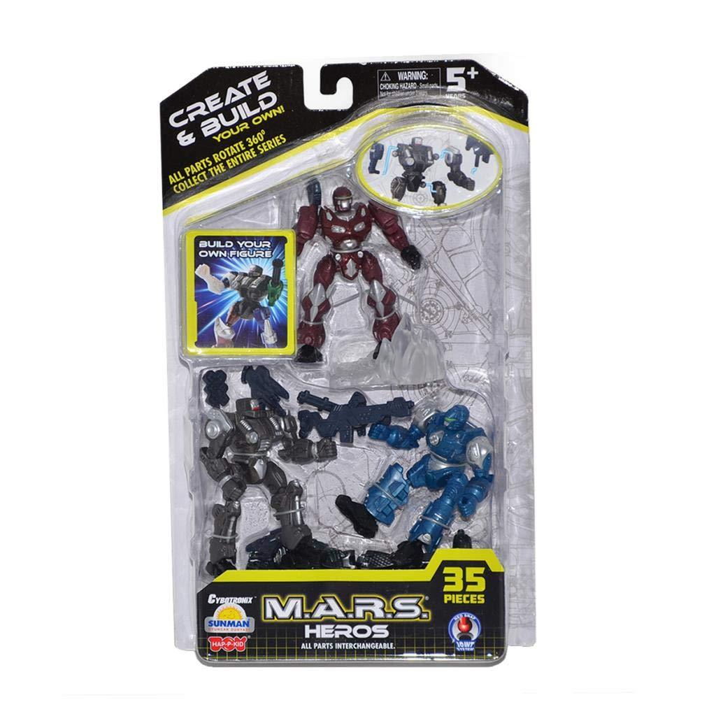 barato en alta calidad M.A.R.S. Heroes Darkbeat-Frosty and Blaster Blaster Blaster by Cybotronix  para proporcionarle una compra en línea agradable