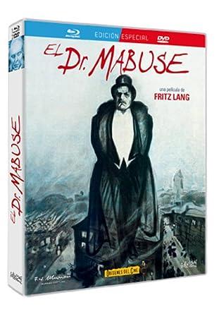 Doctor Mabuse - El gran jugador + Inferno [Blu-ray]