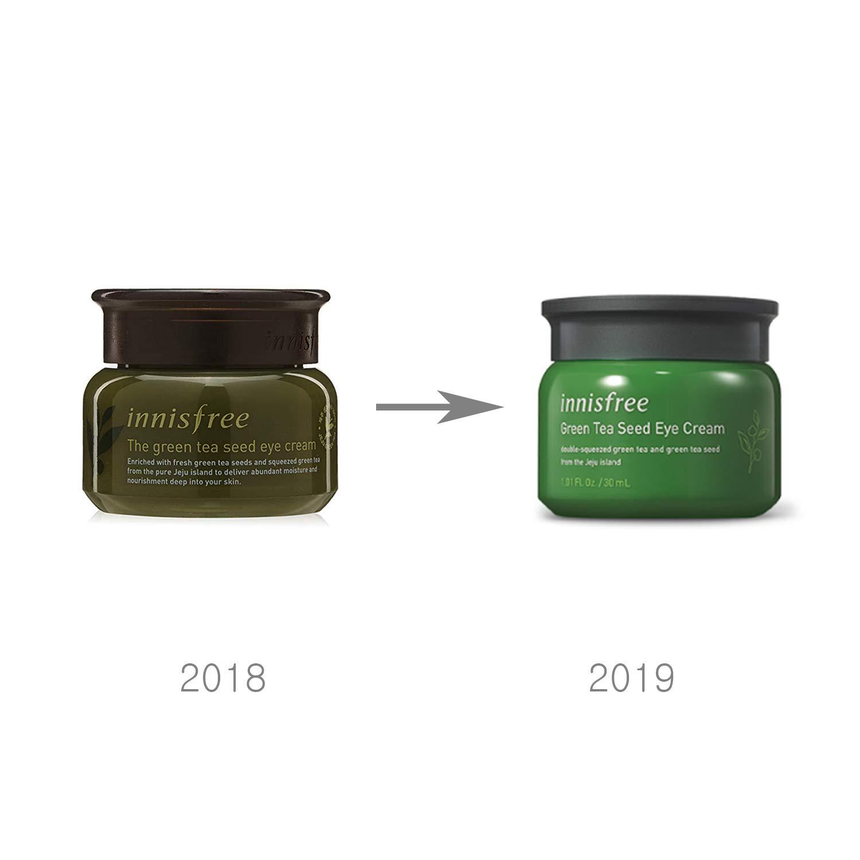 Amazon Com Innisfree The Green Tea Seed Eye Cream 30ml Beauty