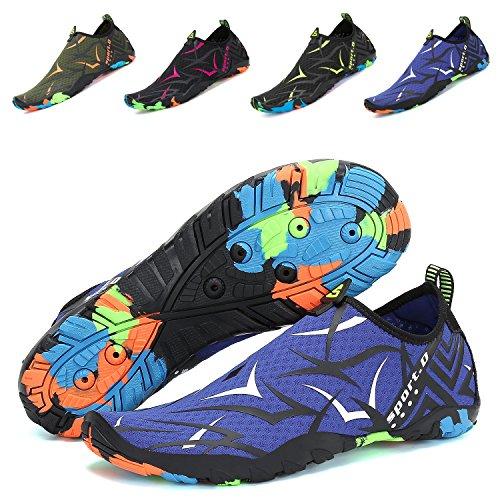 Natation Pengcheng Chaussures Hommes Plage Eau Chaussures Femmes vRwnqRWT6S