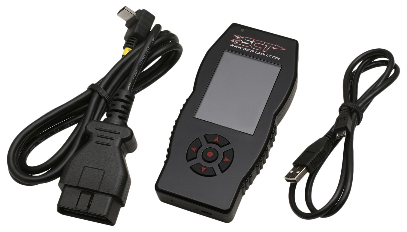 SCT 7015 X4 Power Flash Programmer by SCT
