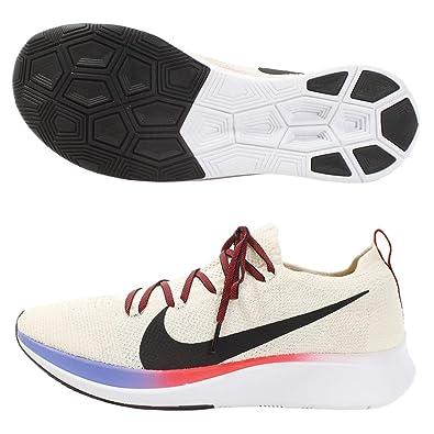 e49ebcfe7e06e Nike Zoom Fly Flyknit AR4561-200 Light Cream/Red/Black Men's Running Shoes
