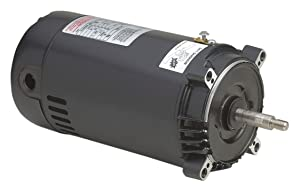 Century Electric UST1072 3/4-Horsepower Up-Rated Round Flange Replacement Motor (Formerly A.O. Smith)