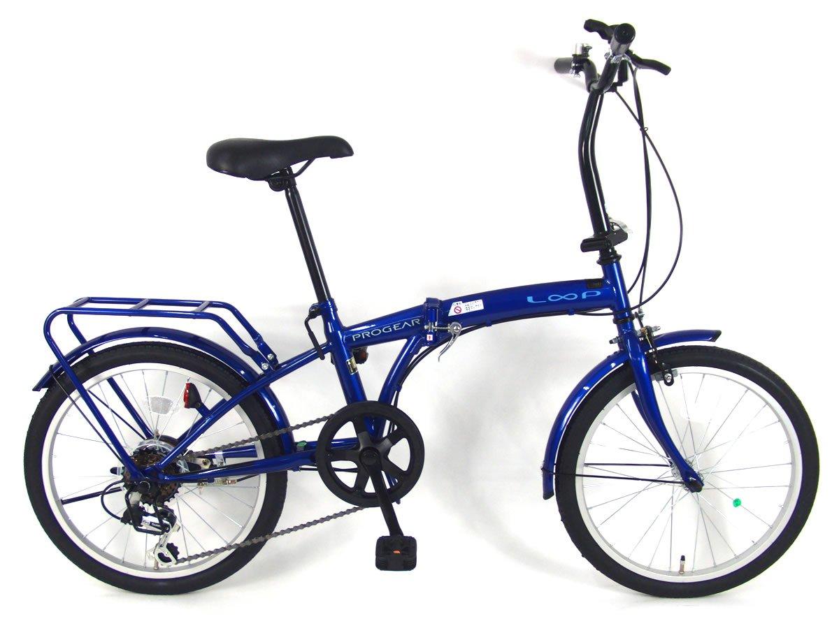 登場! C.Dream(シードリーム) ループ LP06 ブルー 20インチ B078V7NTNX 折畳み自転車 20インチ ブルー 6段変速 100%組立済み発送 B078V7NTNX, E-あみSHOP:c0d8487c --- greaterbayx.co