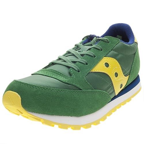 Casual Sneakers Donna Saucony Jazz Scarpa Verde Bambni Sy59133 ZPkXuOTi