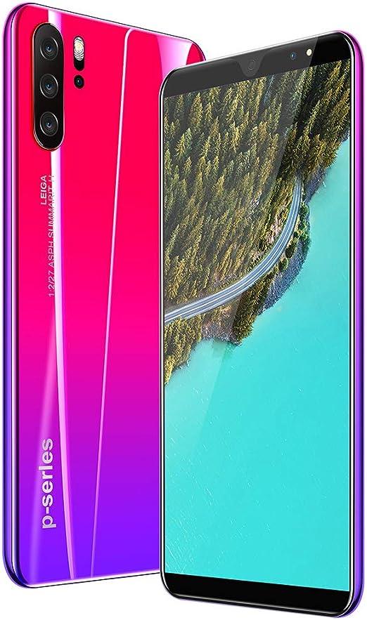 P33 Android6.0 Smartphone 5,8 Pulgadas de Pantalla Grande Red 3G ...