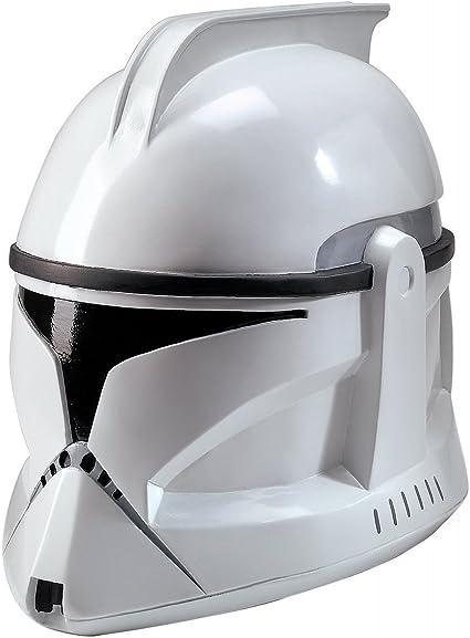 Amazon.com: Star Wars Clone Trooper 2 piezas Inyección Casco ...