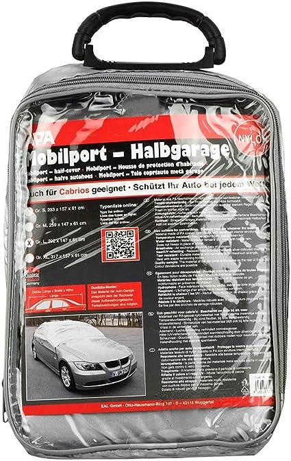 Halbgarage Nylon Für Kombi 38502 Grösse 3 L 292 X B 147 X H 61cm Auto
