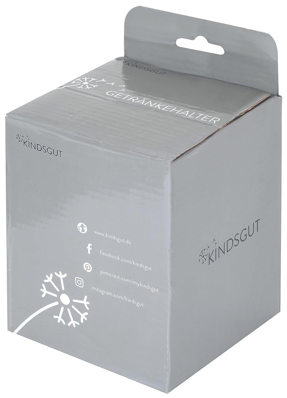 Kindsgut porte-gobelet pour poussette support /à boisson universel