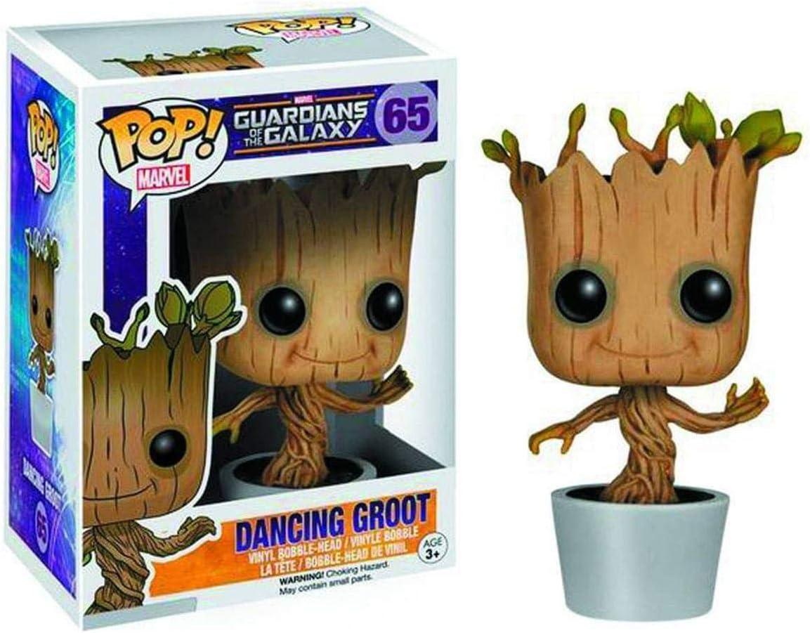 Figura Funko POP! Guardianes de la Galaxia Dancing Groot por sólo 8,25€ ¡¡45% de descuento!!