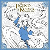 The Legend of Korra Coloring Book (Avatar: The Last Airbender)