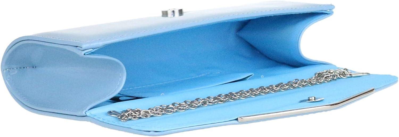 Girly Handbags petit cadre brillant Pochette