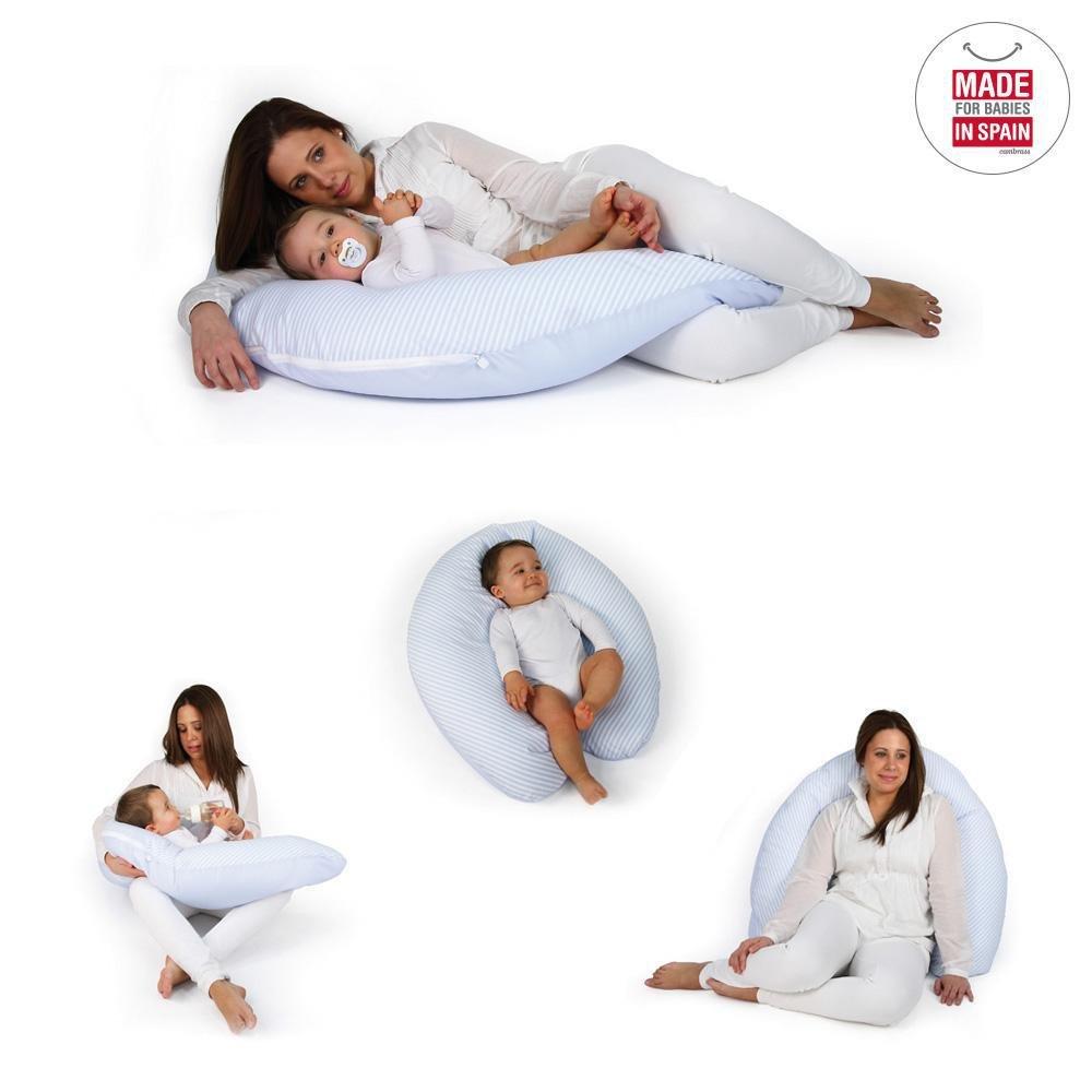 Pic Pink Cambrass Nursing Pillow 16 x 118 x 80 cm