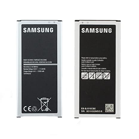 Bateria Original Galaxy J5 con 3100mAh de Capacidad: Amazon ...