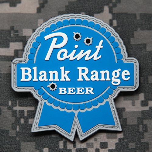 Point Blank Range Beer Tactical