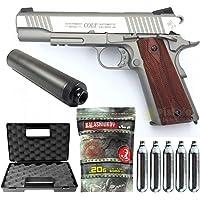 COLT®-Paquete Completo con Accesorios - Pistola para Airsoft