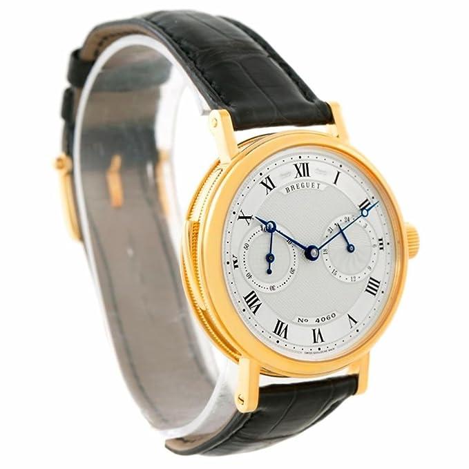 Breguet minuto Repetidor automatic-self-wind Mens Reloj 3637ba/12/986 (Certificado) de segunda mano: Breguet: Amazon.es: Relojes