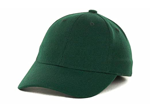 65e524f10 Top of the World by Lids Men's Closer Fitted Blank Baseball Hat Cap (6 3