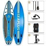 SUPボード sup インフレータブルサーフボード ソフトボード フィットネスやフィッシングに適したボード長320cm 幅81cm 厚15cm L-BC