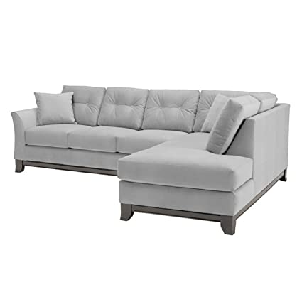 Amazon.com: Marco 2-Piece Sectional Sofa, Beige, RAF ...