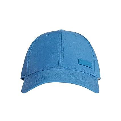 adidas 6 Panel Cap Lightweight Embroidered Logo Gorra, Mujer, Azul (azretr/indnob